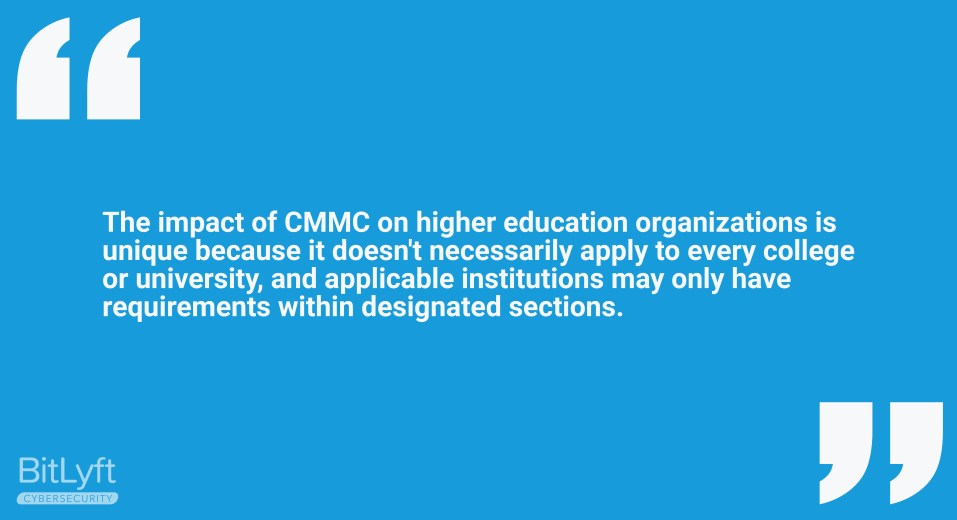 CMMC College University