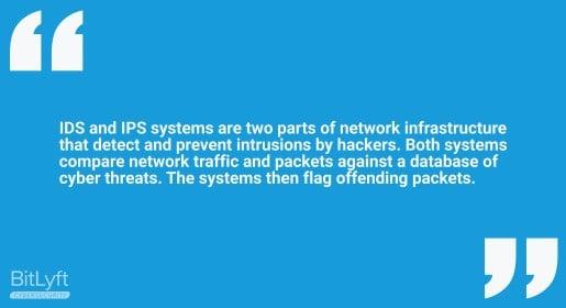 IDS vs IPS